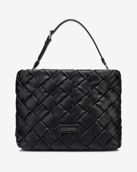 Karl Lagerfeld Kushion Braid Tote Handtasche