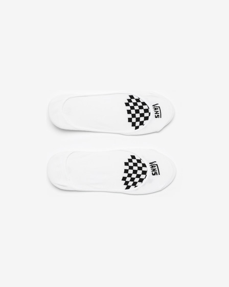 Vans Girly No Show Set of 2 pairs of socks